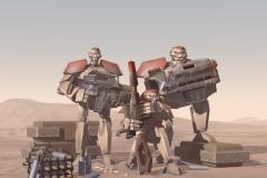 robot_possie